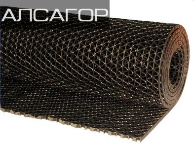 Рулонное покрытие Зигзаг 12000х1200х8 мм