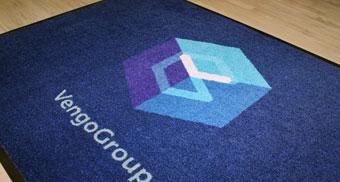 Грязезащитные коврики с нанесением логотипа
