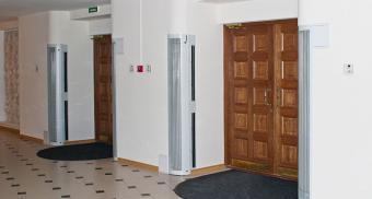 Грязезащитные напольные покрытия для внутренних помещений
